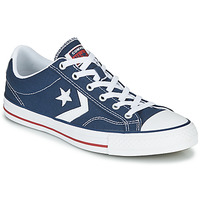 Sko Lave sneakers Converse STAR PLAYER CORE CANVAS OX Marineblå / Hvid