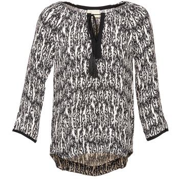 textil Dame Toppe / Bluser Stella Forest BTU010 Beige / Sort