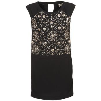 textil Dame Korte kjoler Stella Forest BRO040 Sort