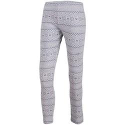textil Dame Leggings adidas Originals Neo Nordic Leg Grå