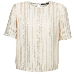 textil Dame Toppe / Bluser Antik Batik ROMINA Fløde