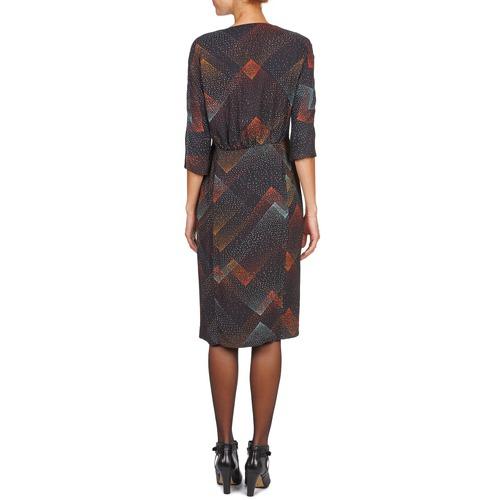 Begræns Rabat Tøj Antik Batik ORION Sort