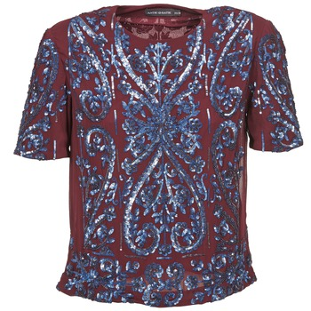 Bluser Antik Batik NIAOULI BORDEAUX 350x350