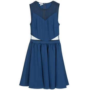 textil Dame Korte kjoler Brigitte Bardot BB45080 Blå