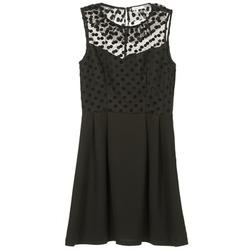 textil Dame Korte kjoler Brigitte Bardot BB45057 Sort