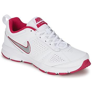 Sko Dame Multisportsko Nike T-LITE XI Hvid / Pink