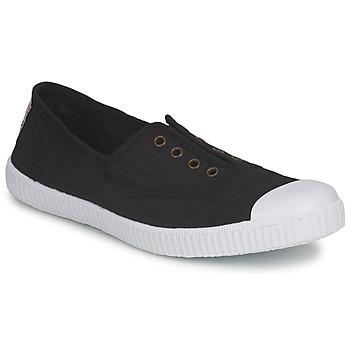 Sko Dame Lave sneakers Victoria 6623 Sort