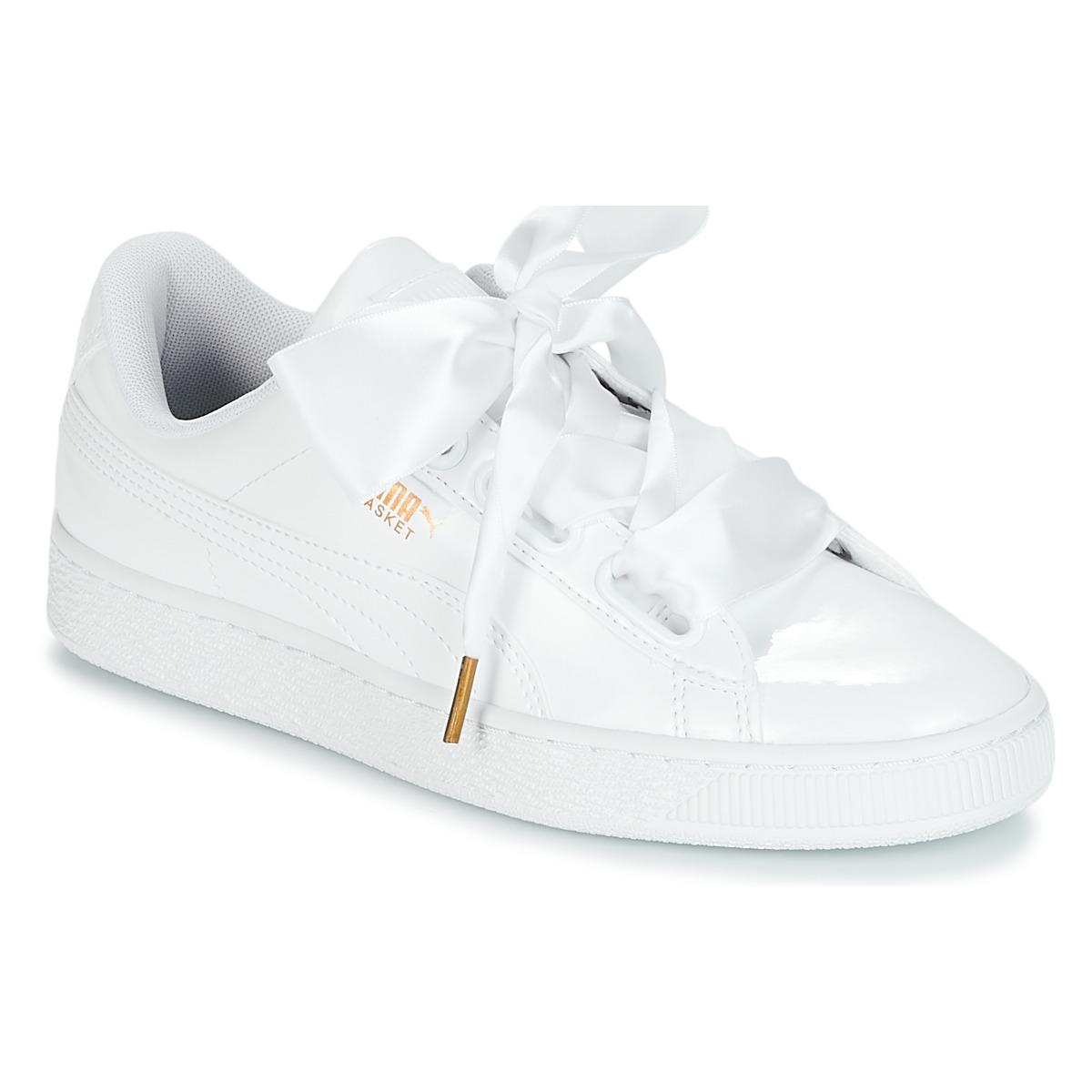 Sneakers Puma  BASKET HEART PATENT WN'S