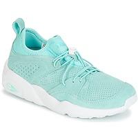 Sko Dame Lave sneakers Puma BLAZE OF GLORY SOFT WNS Blå / Hvid
