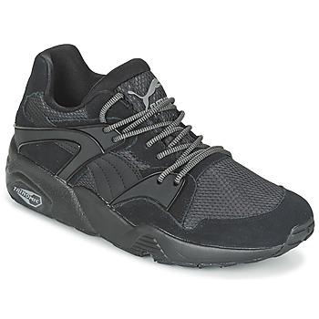 Sko Herre Lave sneakers Puma BLAZE CORE Sort
