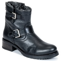 Sko Dame Støvler Buffalo ES-30493-MEXICO Sort