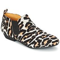 Sko Dame Støvler Buffalo SASSY Leopard