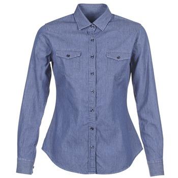 textil Dame Skjorter / Skjortebluser Yurban FERVINE Blå