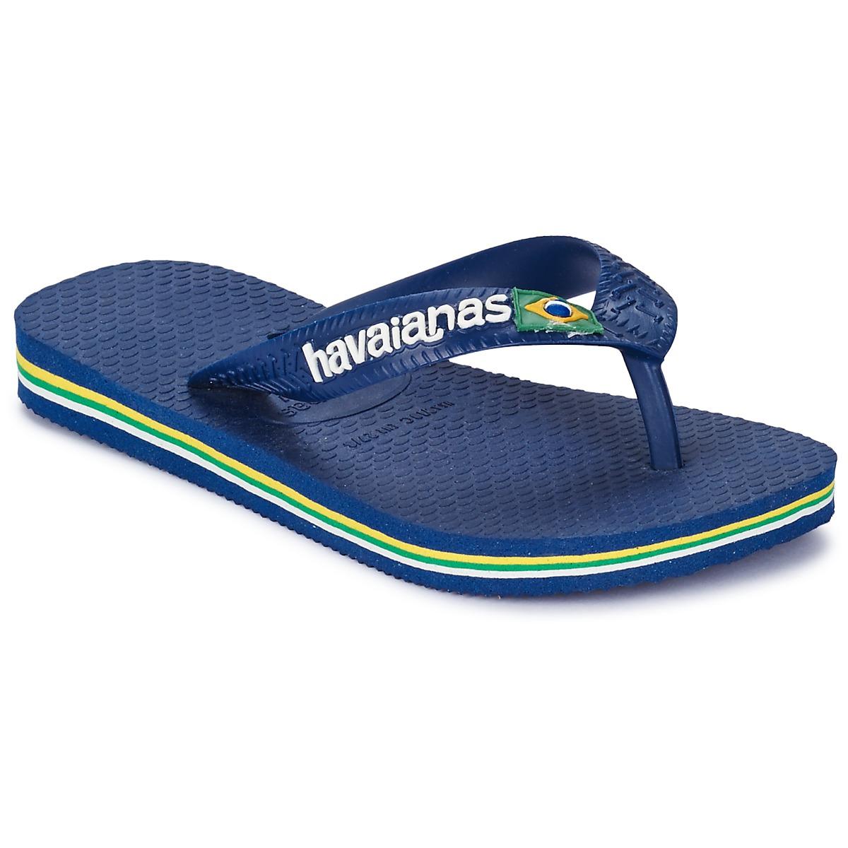 Flip flops til børn Havaianas  BRASIL LOGO
