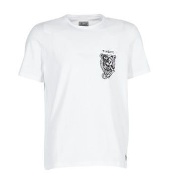 textil Herre T-shirts m. korte ærmer Element ATTACK SS Hvid