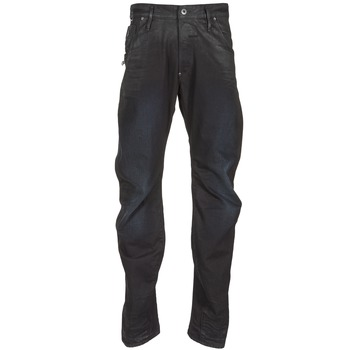 textil Herre Lige jeans G-Star Raw NEW ARC ZIP 3D Sort