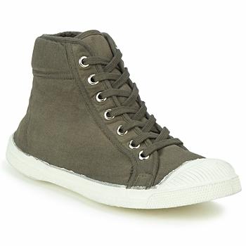 Sko Høje sneakers Bensimon TENNIS MID Muldvarpegrå