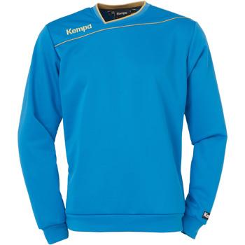 textil Dreng Sweatshirts Kempa Sweat training enfant Gold bleu