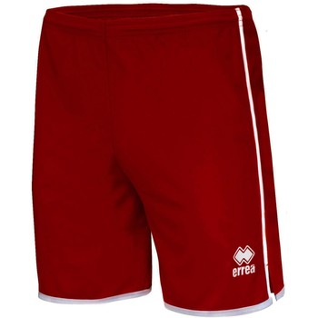 textil Herre Shorts Errea Short  Bonn grenat