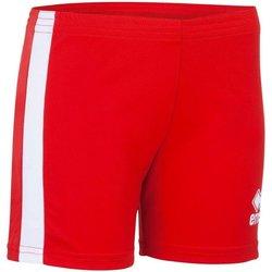 textil Dame Shorts Errea Short femme  Amazon rouge/blanc