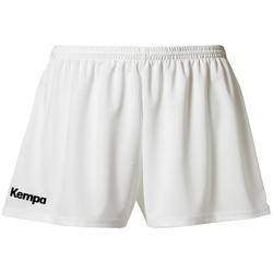 textil Dame Shorts Kempa Short femme  Classic blanc