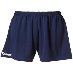textil Dame Shorts Kempa Short femme  Classic bleu roi