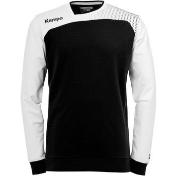 textil Dreng Sweatshirts Kempa Sweat d'entraînement enfant  Emotion noir/blanc