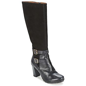 Sko Dame Chikke støvler Hispanitas ARIZONA Sort