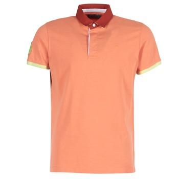 textil Herre Polo-t-shirts m. korte ærmer Serge Blanco PRC1256 Koral