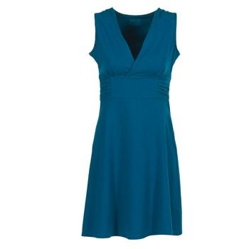 textil Dame Korte kjoler Patagonia MARGOT Blå
