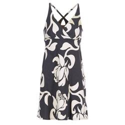 textil Dame Korte kjoler Patagonia AMBER Sort / Hvid