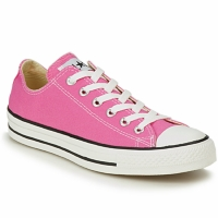 Sko Lave sneakers Converse All Star OX Pink