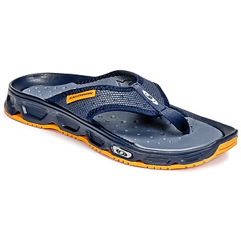 Sko Herre Flip flops Salomon RX BREAK Blå / Orange