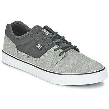 Sko Herre Lave sneakers DC Shoes TONIK TX SE M SHOE 011 Grå