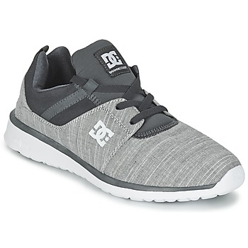 Sko Herre Lave sneakers DC Shoes HEATHROW SE M SHOE GRH Grå
