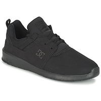 Sko Herre Lave sneakers DC Shoes HEATHROW M SHOE 3BK Sort