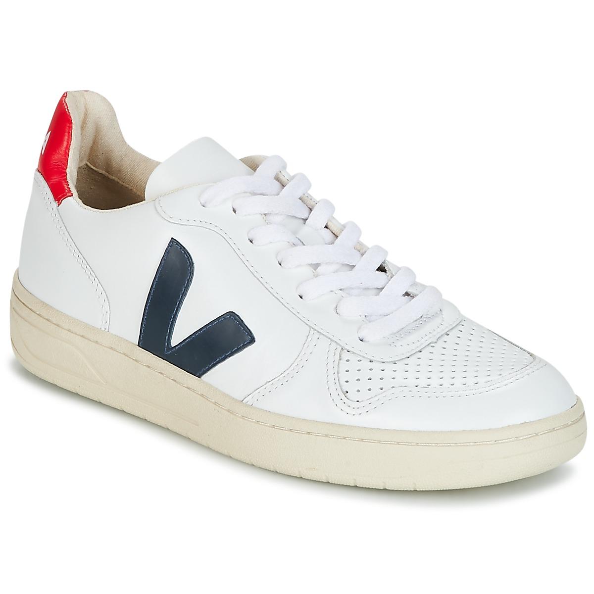Se Sneakers Veja  V-10 ved Spartoo