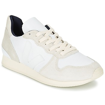 Sko Dame Lave sneakers Veja HOLIDAY LOW TOP Hvid / BEIGE