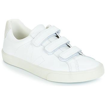 Sko Dame Lave sneakers Veja 3 - LOCK Hvid