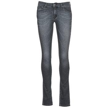 textil Dame Smalle jeans Cimarron LANA Grå