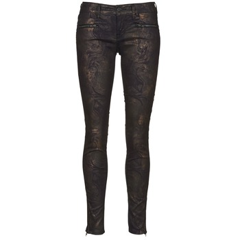 textil Dame Smalle jeans Cimarron SOHO Sort
