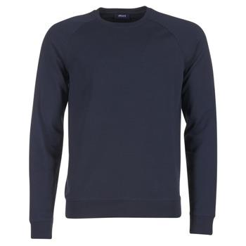 textil Herre Sweatshirts Armani jeans NOURIBIA Marineblå