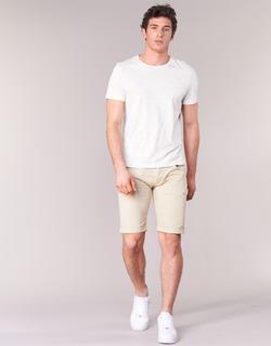 textil Herre Shorts Armani jeans OFAGORA BEIGE