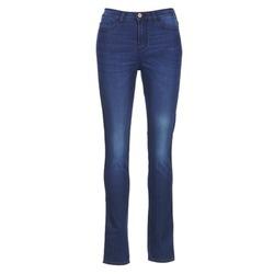 textil Dame Jeans - skinny Armani jeans HERTION Blå