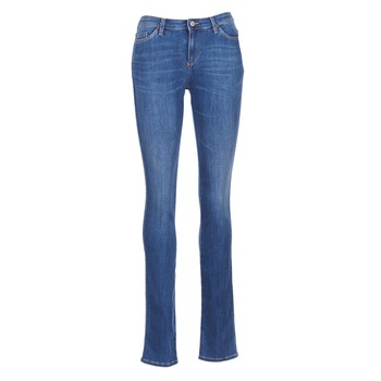 textil Dame Lige jeans Armani jeans HOUKITI Blå