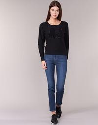 textil Dame Smalle jeans Armani jeans GAMIGO Blå
