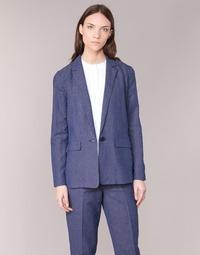 textil Dame Jakker / Blazere Armani jeans FADIOTTA Blå