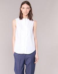 textil Dame Skjorter / Skjortebluser Armani jeans GIKALO Hvid