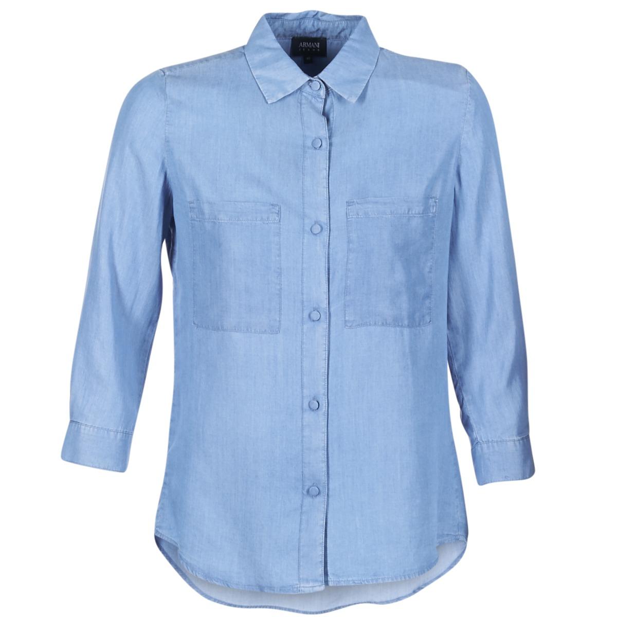 Skjorter / Skjortebluser Armani jeans  OUSKILA