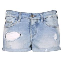 textil Dame Shorts Armani jeans JUTELAPO Blå